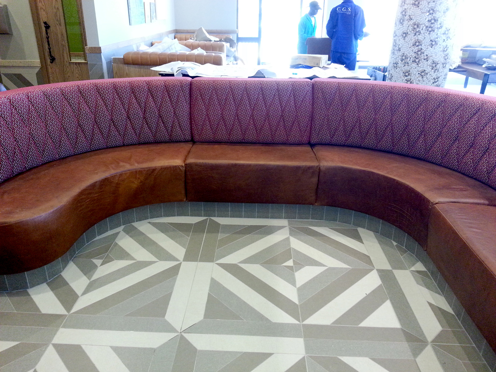 Restaurant Bench Seat Manufacturing Tomio Craft Upholstery
